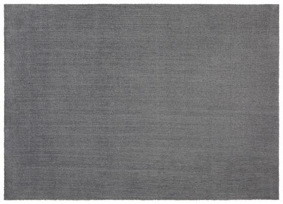Hochflorteppich Piper 80x150 cm - Grau, Basics, Textil (80/150cm) - Luca Bessoni