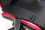 Gamingstuhl Space Racer Schwarz/Rot - Rot/Schwarz, MODERN, Kunststoff/Metall (69/129-134/64cm) - mcRacing