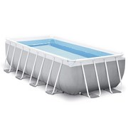 Schwimmbecken-Set Poolset 222 L: 412 cm - Basics, Kunststoff (412/201/122cm)
