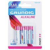 Batterie Aa, 4er-packung - KONVENTIONELL (8,5/12/1,5cm)