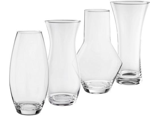 Váza Lena - čiré, sklo (15/30cm) - Mömax modern living