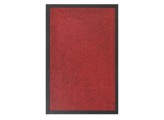 Rohožka Eton - červená, Štýlový, textil (80/120cm) - Mömax modern living