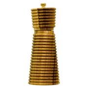 Pfeffermühle Acacia - Akaziefarben, MODERN, Holz/Keramik (7/16,8/7cm) - Collini