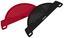 Seiher Schwarz oder Rot - Rot/Schwarz, KONVENTIONELL, Kunststoff (12/28cm) - Fackelmann