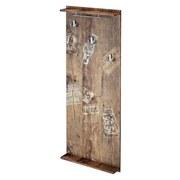 Garderobe Pisa B: 60 cm Eichefarben - Eichefarben, Basics, Holzwerkstoff (60/150/13,2cm) - MID.YOU