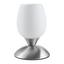 Stolová Lampa Cup - biela, Moderný, kov/sklo (12cm) - Mömax modern living