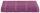 Handtuch Liliane - Flieder, KONVENTIONELL, Textil (50/100cm) - Ombra