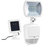 Duracell Solar Sicherheitsleuchte Sl001bdu - Weiß, MODERN, Kunststoff (12,8/28,1/4,9cm)
