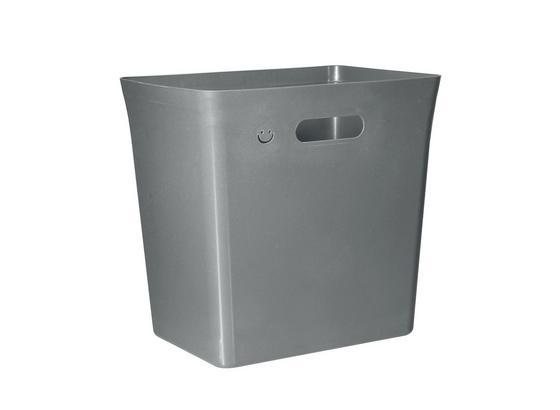 Odpadkový Kôš Anne - čierna, plast (33,8l) - Mömax modern living