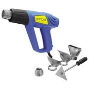 Heißluftpistole 33625 - Blau/Schwarz, MODERN, Kunststoff (29,5/28/9cm) - Erba