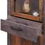Vorzugskombination Ontario 6 - Eichefarben/Dunkelgrau, Trend, Glas/Holzwerkstoff (318,8/200/41,5cm) - Ombra