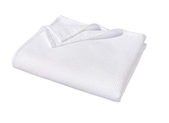 Denní Deka Gerard -ext- - bílá, textil (150/200cm) - Mömax modern living