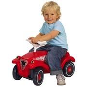Rutschfahrzeug Big Bobby Car - Rot/Schwarz, Basics, Kunststoff (27/59/31cm) - BIG