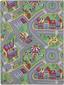 Spielteppich Ralley - KONVENTIONELL, Textil (120/160cm) - Ombra