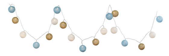 Světelný Řetěz Schnurli - Multicolor, Romantický / Rustikální, umělá hmota (6/320cm) - Mömax modern living