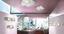 LED-Deckenleuchte Zarima - Chromfarben/Klar, MODERN, Glas/Metall (31/31/6,5cm)