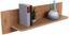 Wandboard Buffalo - Eichefarben, KONVENTIONELL, Holz/Holzwerkstoff (100/24/23cm)