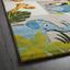Dětský Koberec Jungle - vícebarevná, textil (120/170cm) - Mömax modern living