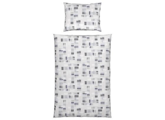 Bettwäsche Semira - Silberfarben, ROMANTIK / LANDHAUS, Textil - James Wood