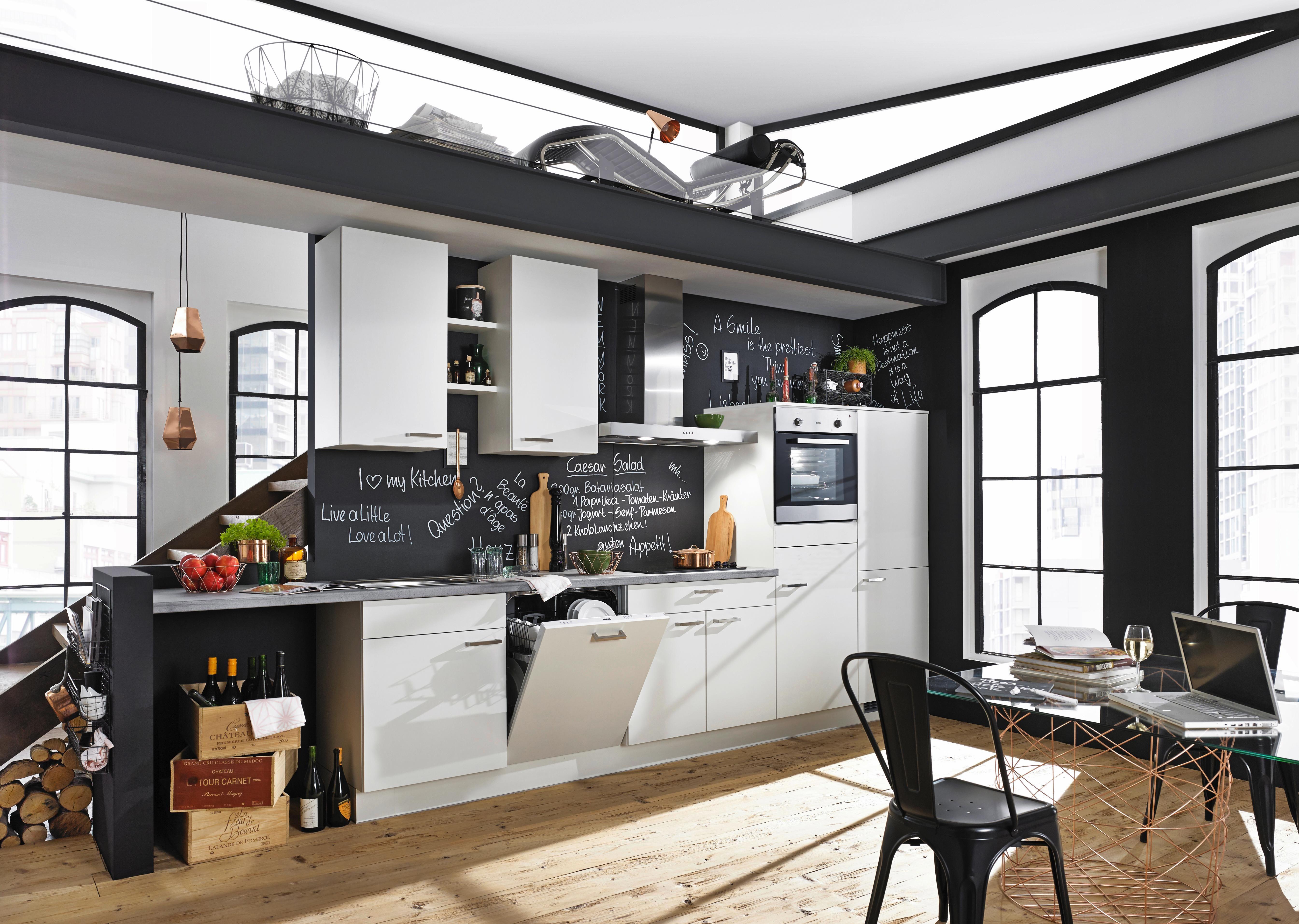 Vestavná Kuchyň Pn 80 - (360cm) - Vertico