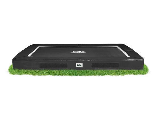 trampolin rechteckig 153x214 cm schwarz kaufen. Black Bedroom Furniture Sets. Home Design Ideas