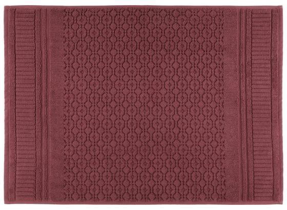 Předložka Koupelnová Carina - fialová, Romantický / Rustikální, textil (50/70cm) - Mömax modern living