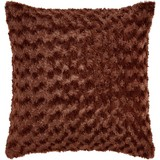 Zierkissen Rose - Braun, ROMANTIK / LANDHAUS, Textil (45/45cm) - James Wood