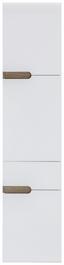 Vysoká Skriňa Linate - Moderný, kompozitné drevo (40/176/31cm)