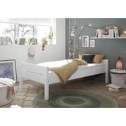 Bett Sound 90x200 cm Weiß - Weiß, Basics, Holz (212,4/101,6/61,7cm) - MID.YOU