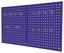 Lochwand Workshop 2x inkl. 14 Haken - Blau, KONVENTIONELL, Metall (66,7/68,4/1cm) - Erba