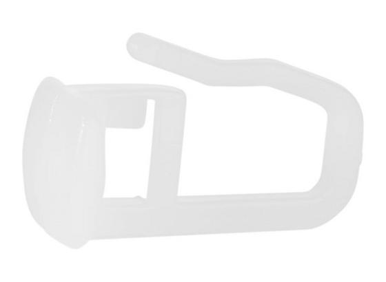 Kluzák Universal - bílá, umělá hmota (11/10cm) - Mömax modern living