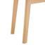 Lavička Pre Deti Tibby - biela, Moderný, drevo (80/30/30cm) - Modern Living