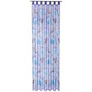 Schlaufenvorhang Frozen - Blau, LIFESTYLE, Textil (140/250cm) - Disney-LÖSCHEN