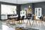 Barový Stôl Durham - hnedá/biela, drevený materiál/drevo (60/100/60cm) - Mömax modern living