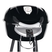 Barbecue BBQ Star - Schwarz, MODERN, Metall (60/52,5/100cm)