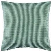 Zierkissen Halina - Grün, MODERN, Textil (45/45cm) - Luca Bessoni