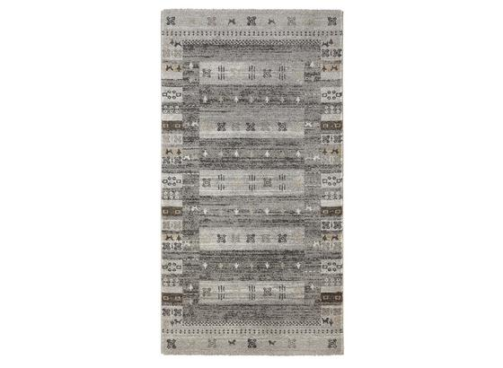 Tkaný Koberec Montana 1 - sivá, textil (80/150cm) - Mömax modern living
