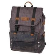 Rucksack Tramper - Braun, MODERN, Textil (32/46/21cm) - Walker