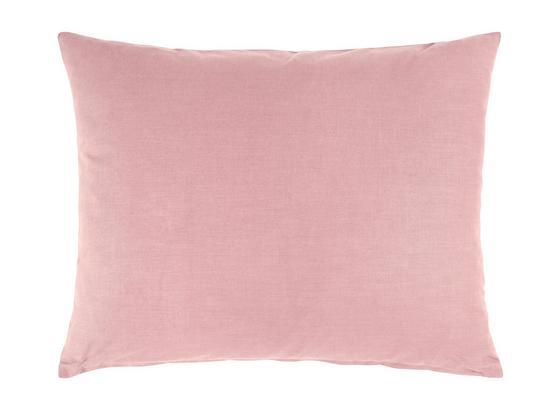 Poťah Na Vankúš Katarina -ext- - ružová, textil (40/50cm) - Mömax modern living