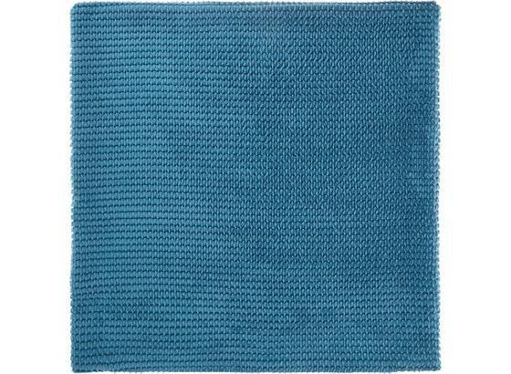 Poťah Na Vankúš Maxima -ext- - tyrkysová, Konvenčný, textil (50/50cm)