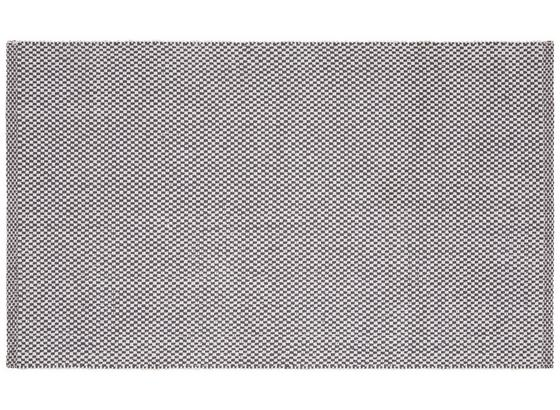 Handwebteppich Marta 70x120 cm - Anthrazit, Textil (70/120cm) - James Wood