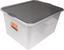 Box mit Deckel Björn ca. 30 L - Klar, KONVENTIONELL, Kunststoff (48/36/25,5cm) - Plast 1
