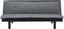 Pohovka Lionel - šedá, Moderní, dřevo/textil (174/71/81,5cm) - Modern Living
