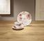 Kaffeeservice Mirabella - Rosa/Weiß, ROMANTIK / LANDHAUS, Keramik - James Wood