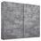 Schwebetürenschrank Belluno 226 cm Grau - Grau, MODERN, Holzwerkstoff (226/210/62cm)