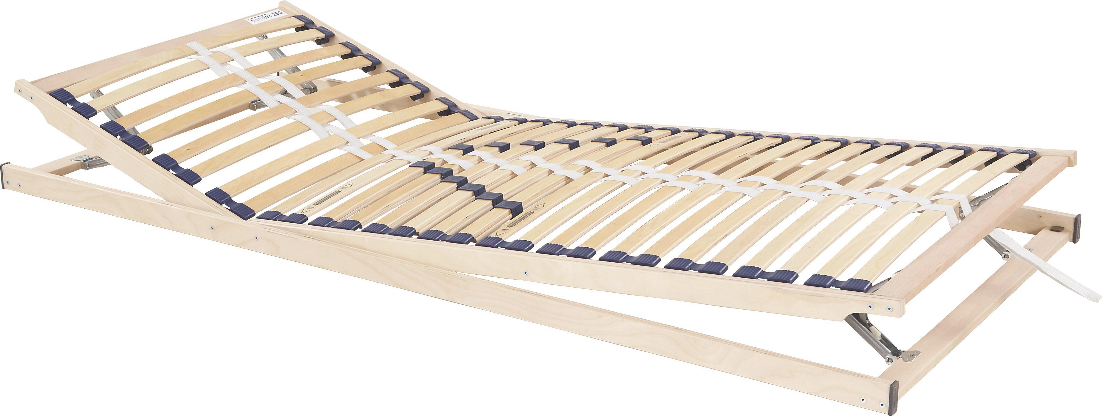Ágyrács Primatex 250 - fa (90/200cm) - PRIMATEX
