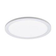 LED-Paneel Sarsina - Weiß, MODERN, Kunststoff/Metall (30/5cm)