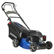 Benzin-Rasenmäher lm4602g - KONVENTIONELL, Kunststoff/Textil (53/110/144cm) - Hyundai