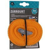 Spanngurt 5 M - Orange, MODERN, Kunststoff/Metall (11/22/4cm)