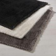 Koberec S Vysokým Vlasom Florenz 3 - antracitová, Moderný, textil (160/230cm) - Mömax modern living